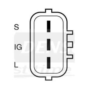 Alternator Plug Code